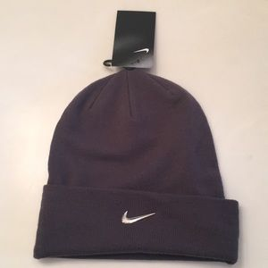 Nike Accessories - New Nike Swoosh Beanie Hat cc31f6e5a96